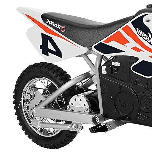 Razor MX650 Dirt Rocket 1 Orange & Black