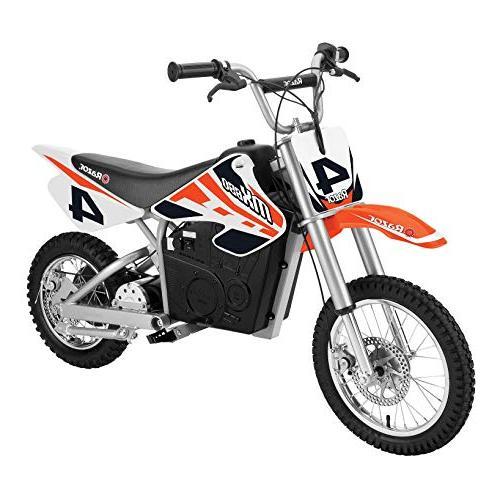 Razor MX650 Steel Electric Dirt Rocket Kids Motorcross Motor