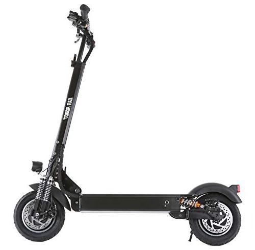NANROBOT Scooter 40 MPH and Range of & 330lb
