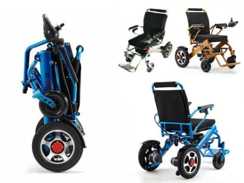 new 110 220v portable folding mobility old