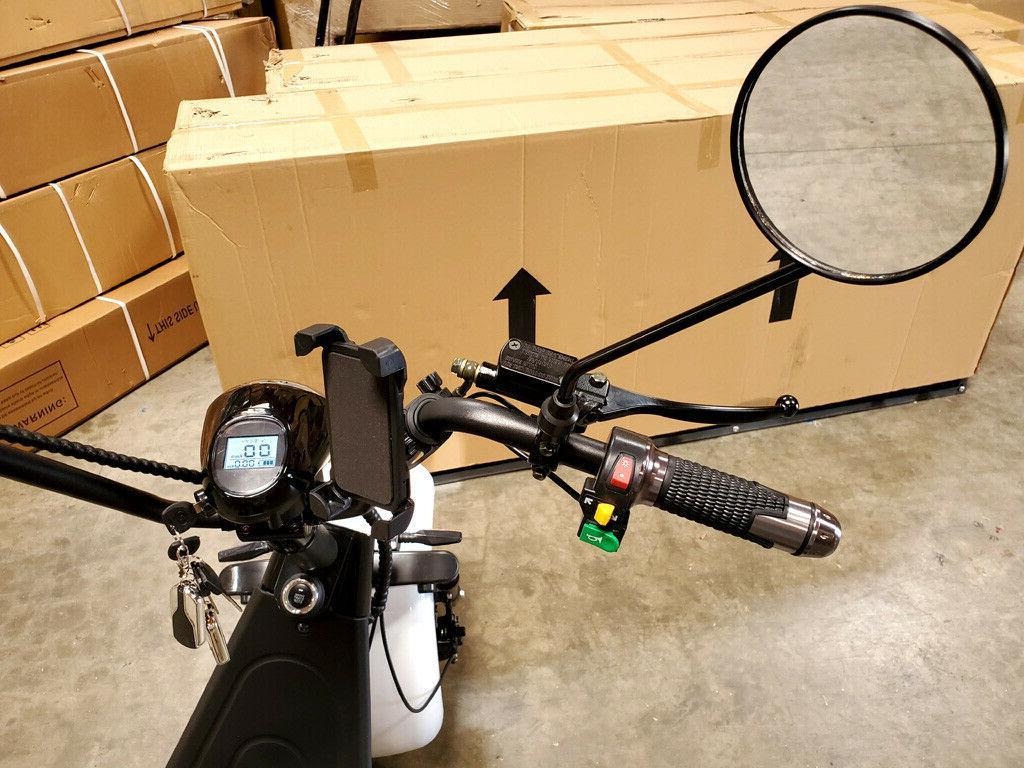 New 2000W Double Seat CityCoco Fat Bike