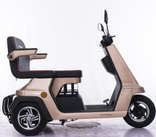 NEW!!! 2019 SEEV Wheel Scooter - Gold