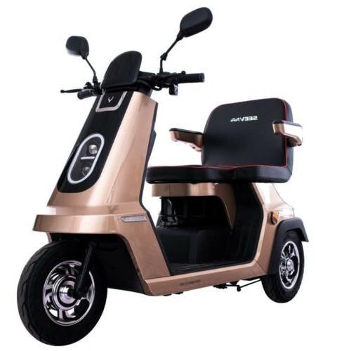 NEW!!! PAPA Wheel Mobility Scooter Gold