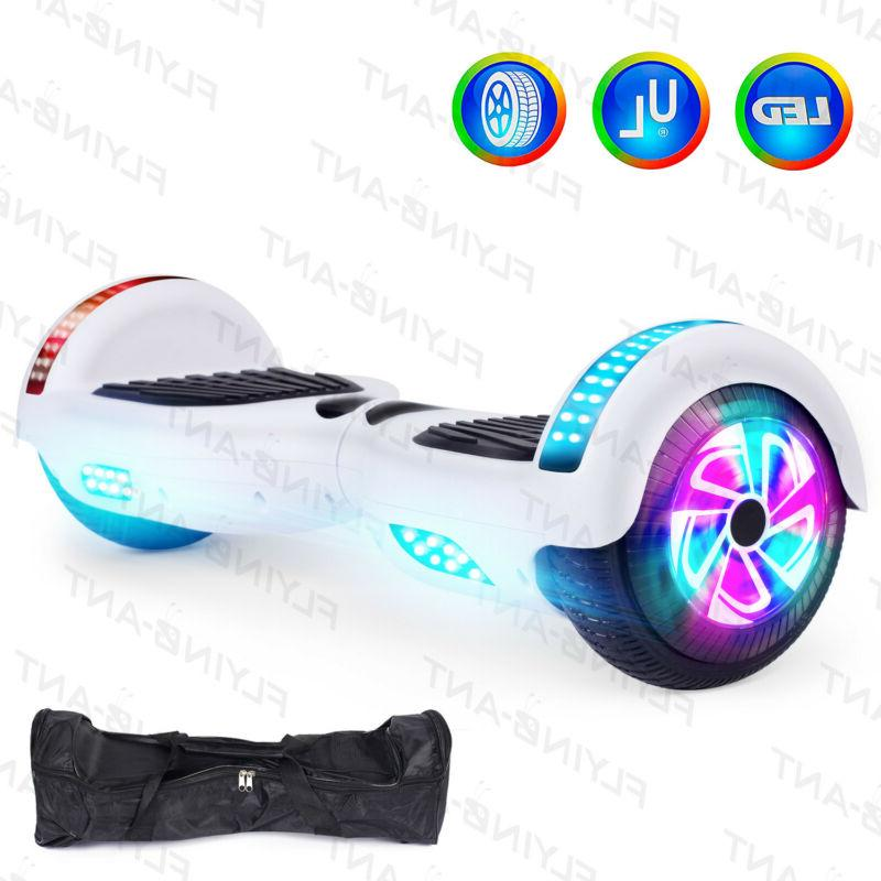 NEW Self Hoverboard UL2722 Certified