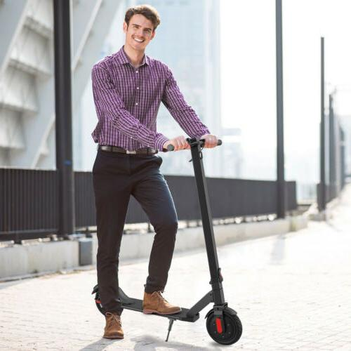 WideWheel Electric High Folding E-Scooter