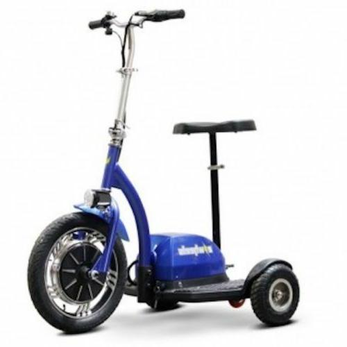 NEW EWheels Mobility Scooter - Miles Per Yellow