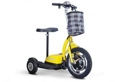 NEW Mobility Miles Per Yellow