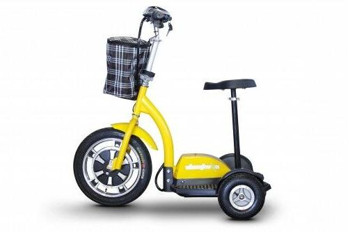 NEW Mobility - 20 Miles Per Charge! Yellow