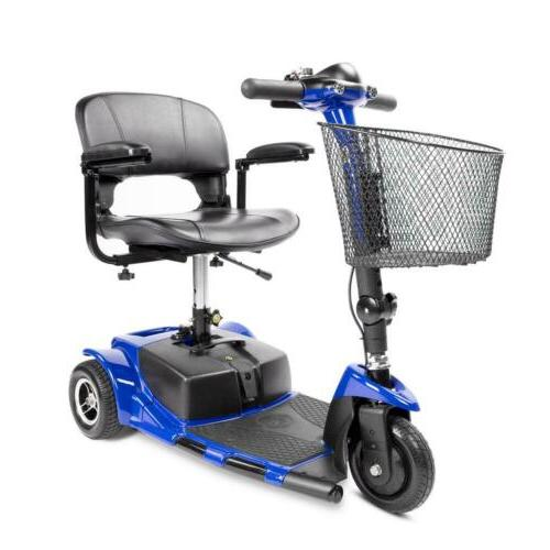 new folding electric powered mobility scooter 3