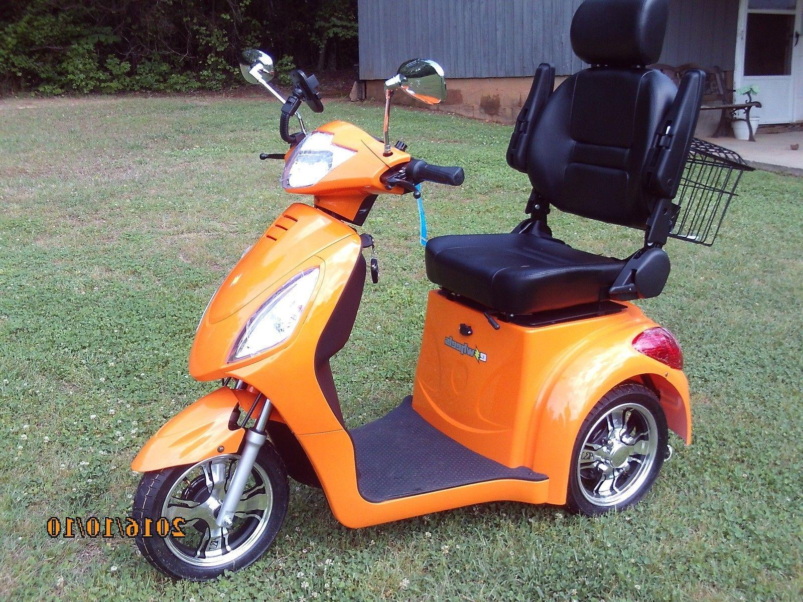 New Heavy Duty Electric Scooter