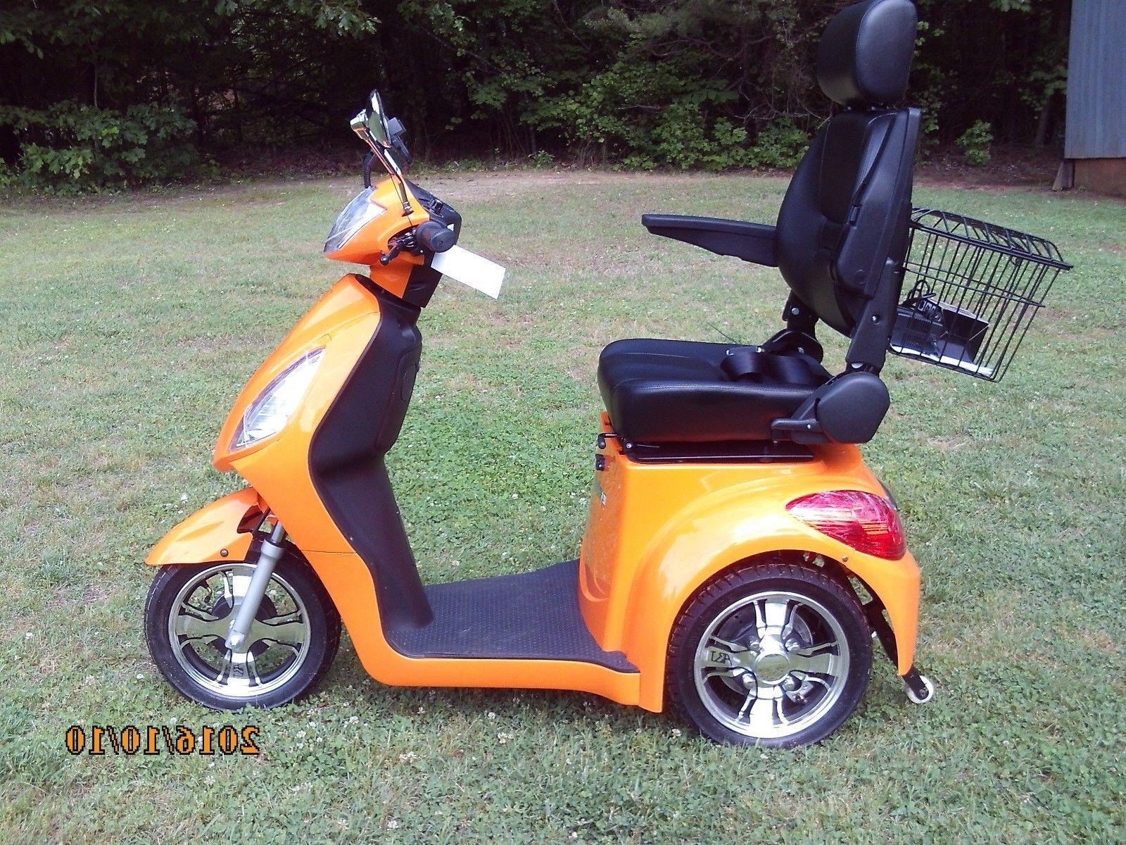 New Electric 3 Wheel Scooter