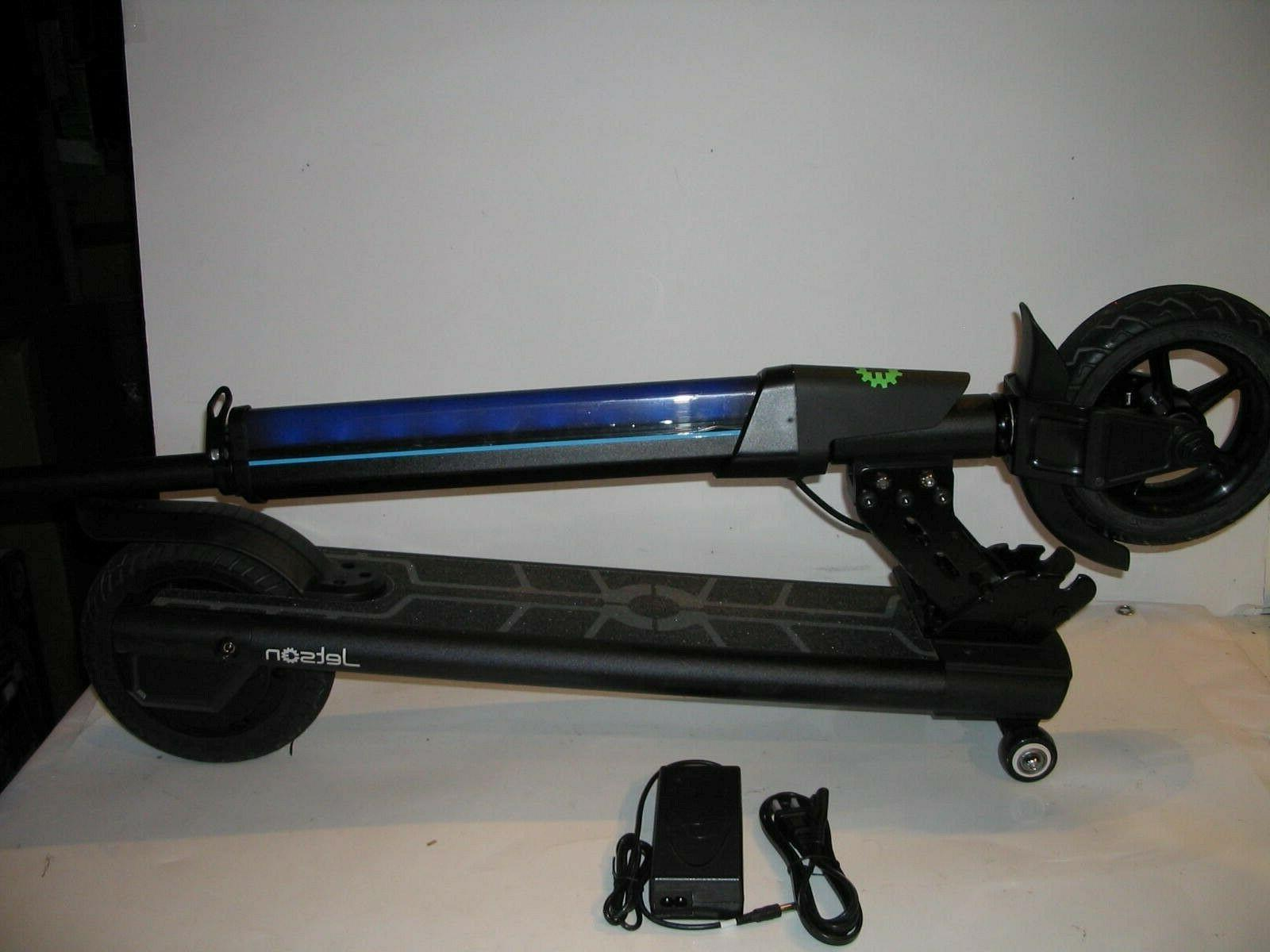 NEW Ion Electric Folding Scooter