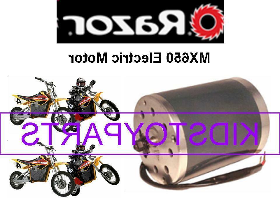 new mx650 36 volt dirt rocket bike