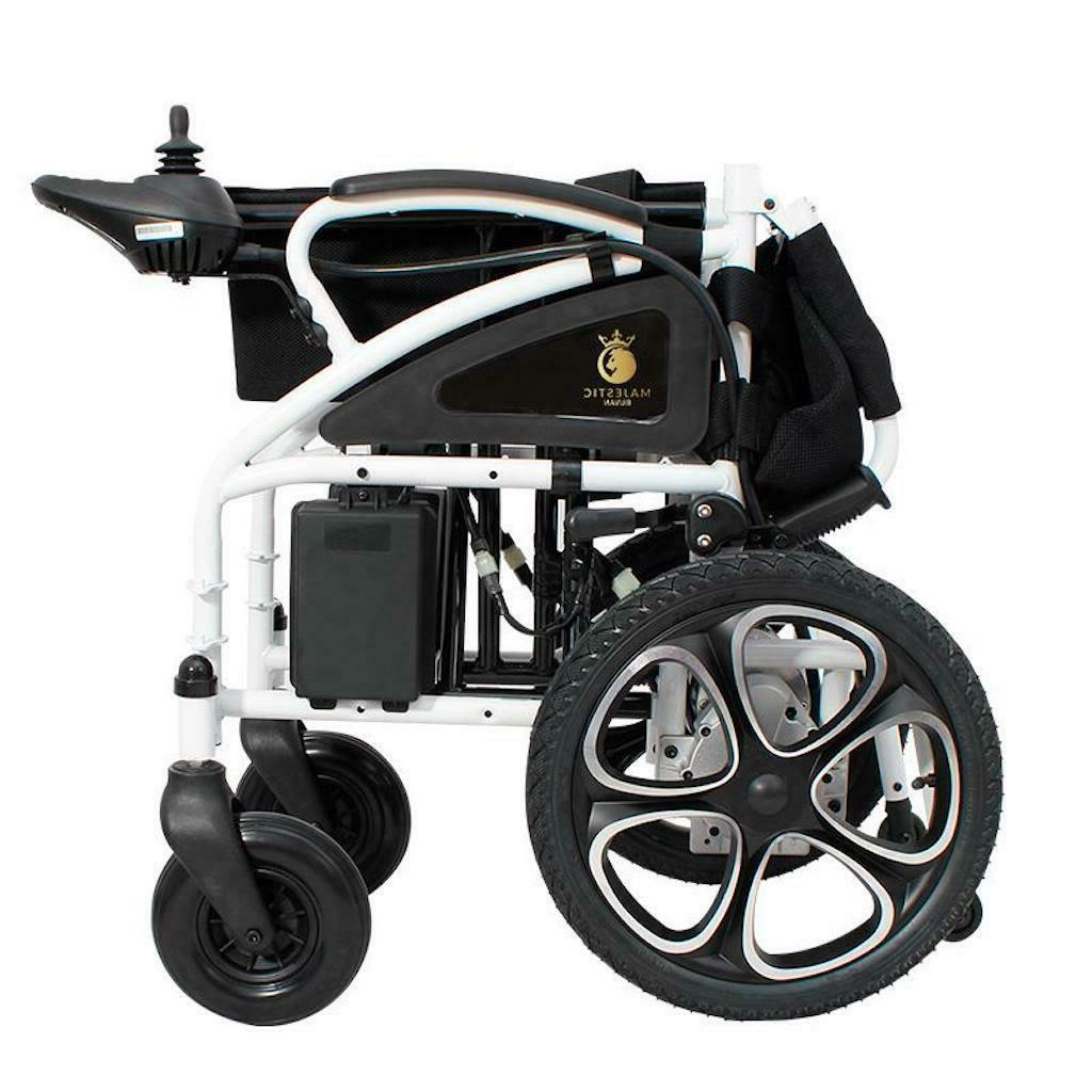 2019 FDA Approved Friendly Foldable Electric Wheelchairs