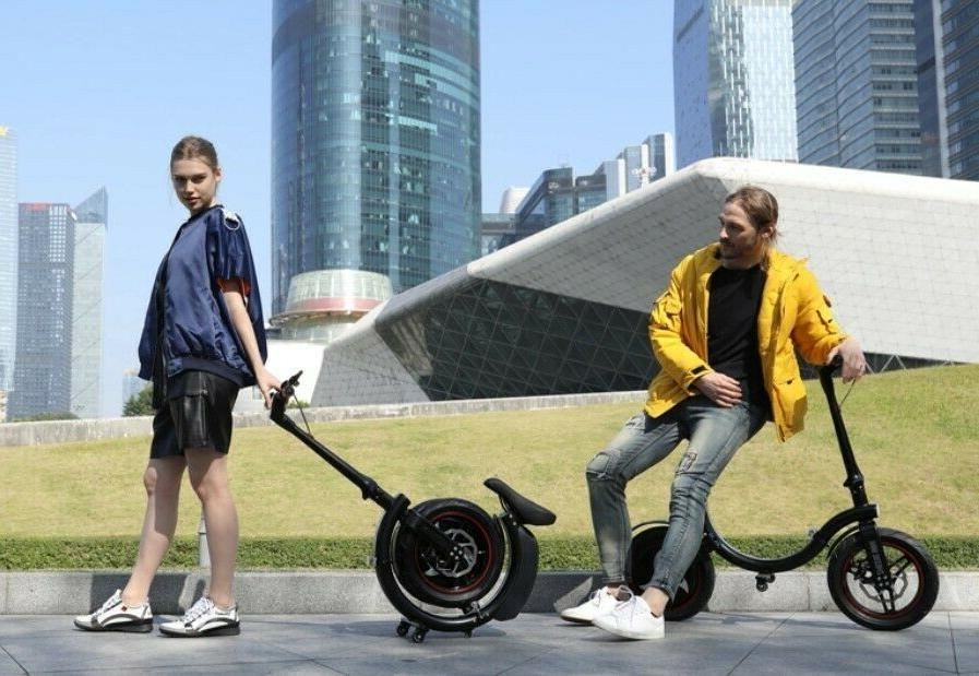 Newest 500W Portable Bike Scooter