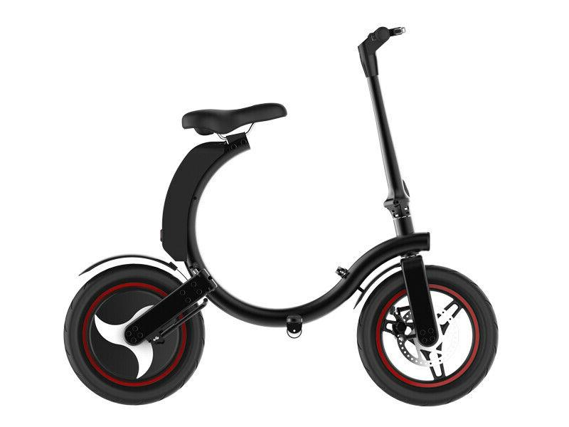 Newest 2019 500W Portable Bike Scooter