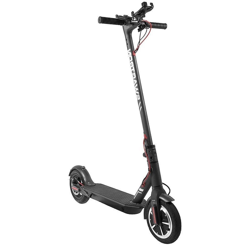 nib swagger 5 foldable electric scooter black