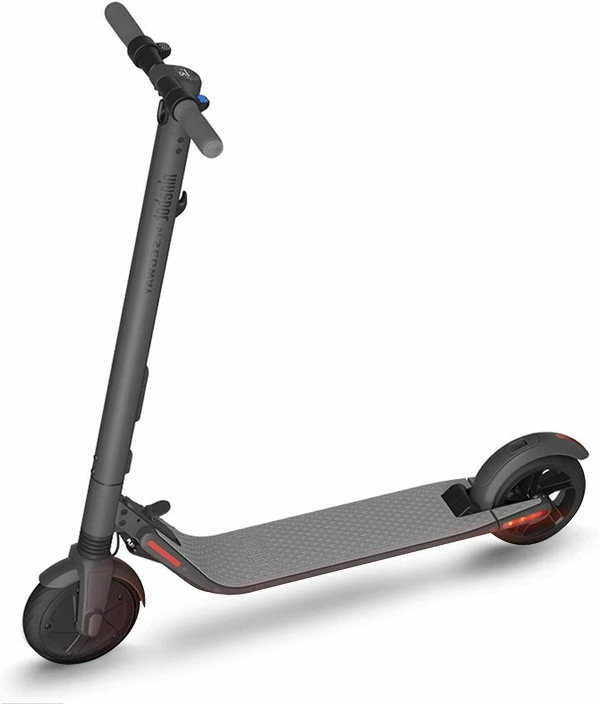 ninebot electric kickscooter es2 by upgraded mobility