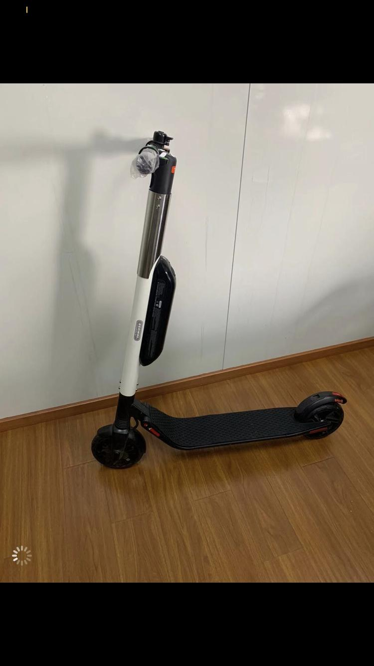 Segway Ninebot Electric Scooter Non-Foldable MPH range