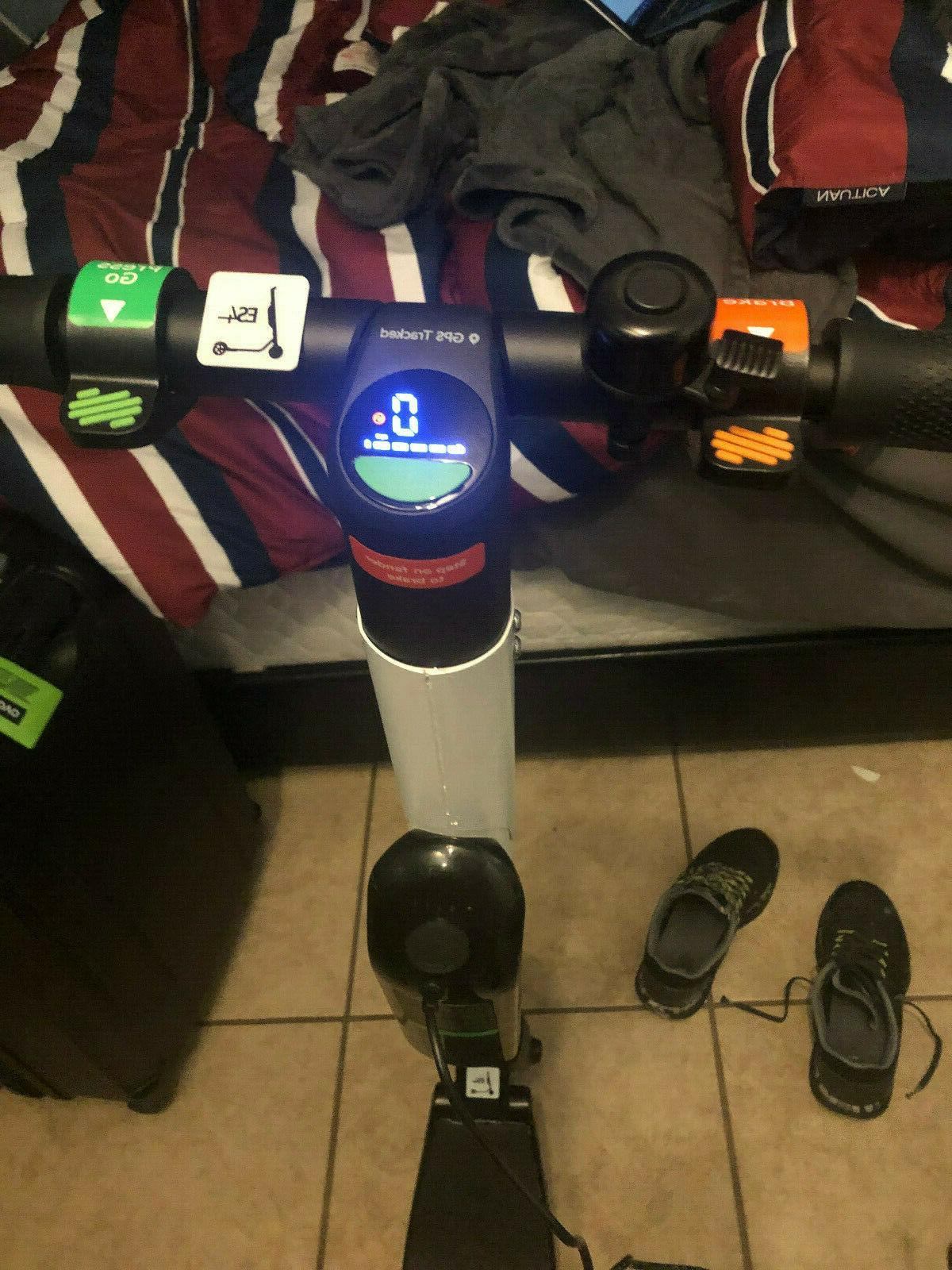Segway Electric KickScooter Scooter MPH 28mi