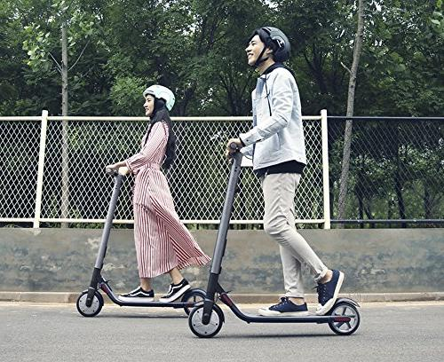 Ninebot Segway Kick Performance, Up MPH Top and Portable Scooter with & App