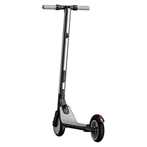 Ninebot Segway ES Kick Scooter with Performance, Mile Range and MPH and Portable Self-Balancing Electric Scooter LED & Mobile