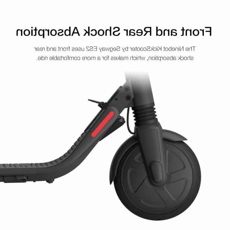 Segway Ninebot Es2 Electric Scooter, Grey