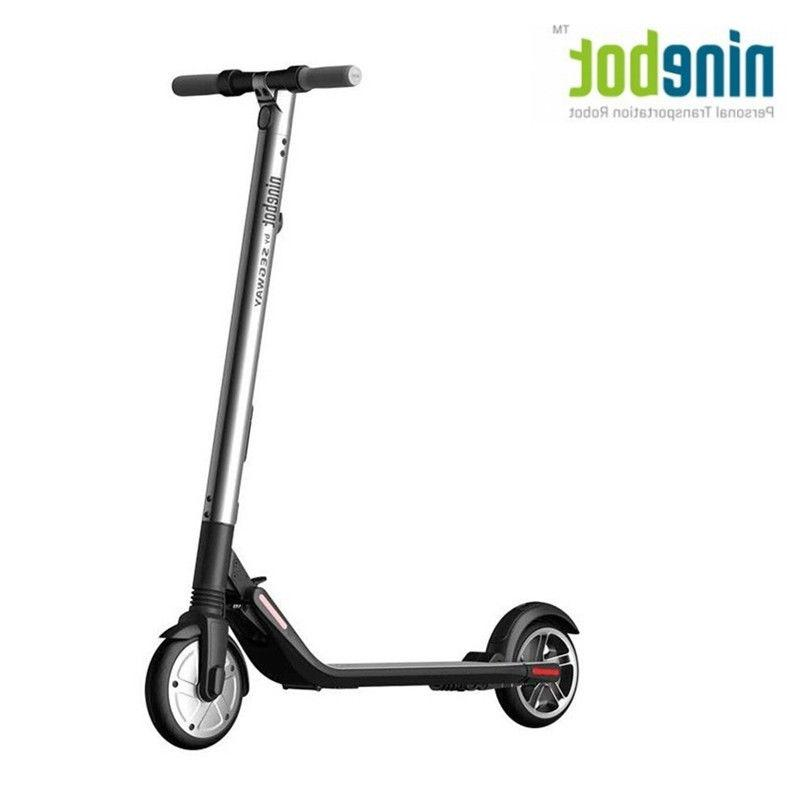 ninebot kick scooter es2 cruise control