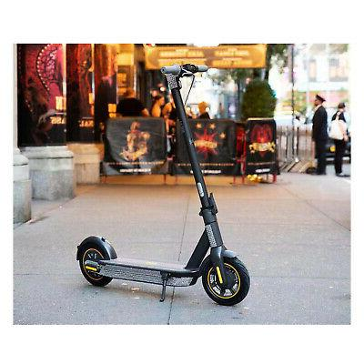 Segway Ninebot MAX Scooter, Portable Commuting Kick Scooter