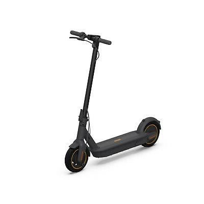 ninebot max electric scooter portable folding commuting