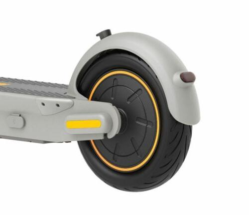 Segway Electric Kick Scooter MAX 18.6 MPH, Lightweight