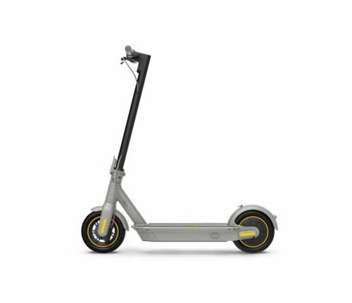 ninebot max g30lp electric kick scooter max