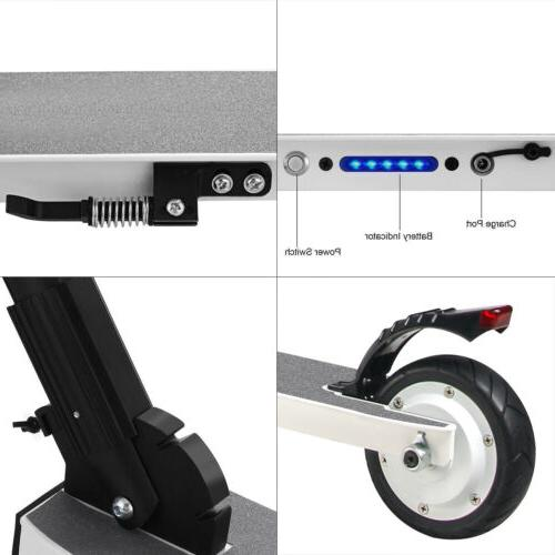 Non-slip Electric Tricks Scooter For Adult