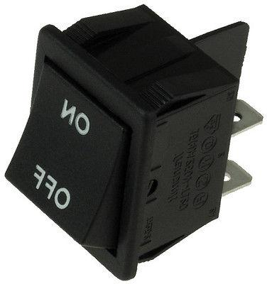 on off power switch for the razor