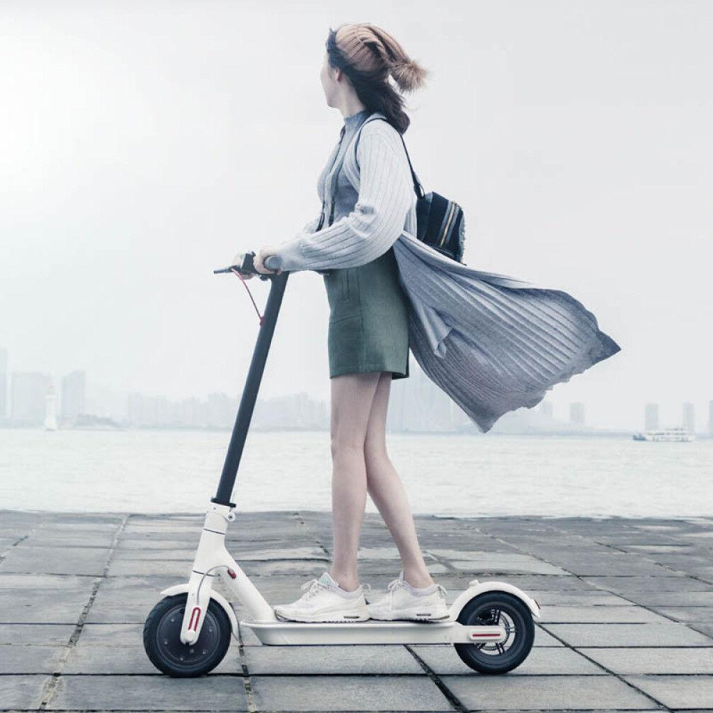 Original ! Xiaomi Smart Electric Scooter Foldable Scooter Fo