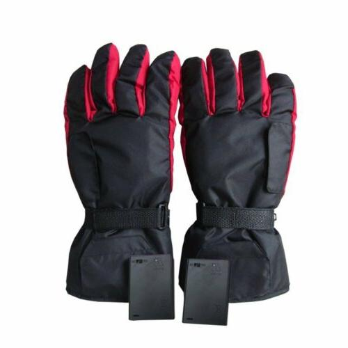 Outdoor Electric Gloves Thermal Scooter Winter