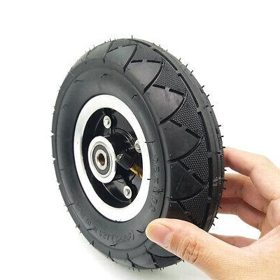 Bearing Wheel Sports Tire