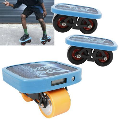Portable Skate Road Plate Anti-skid Skateboard