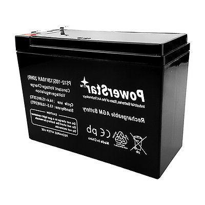 12V 10AH Universal Multipurpose Rechargeable Sealed Lead Aci