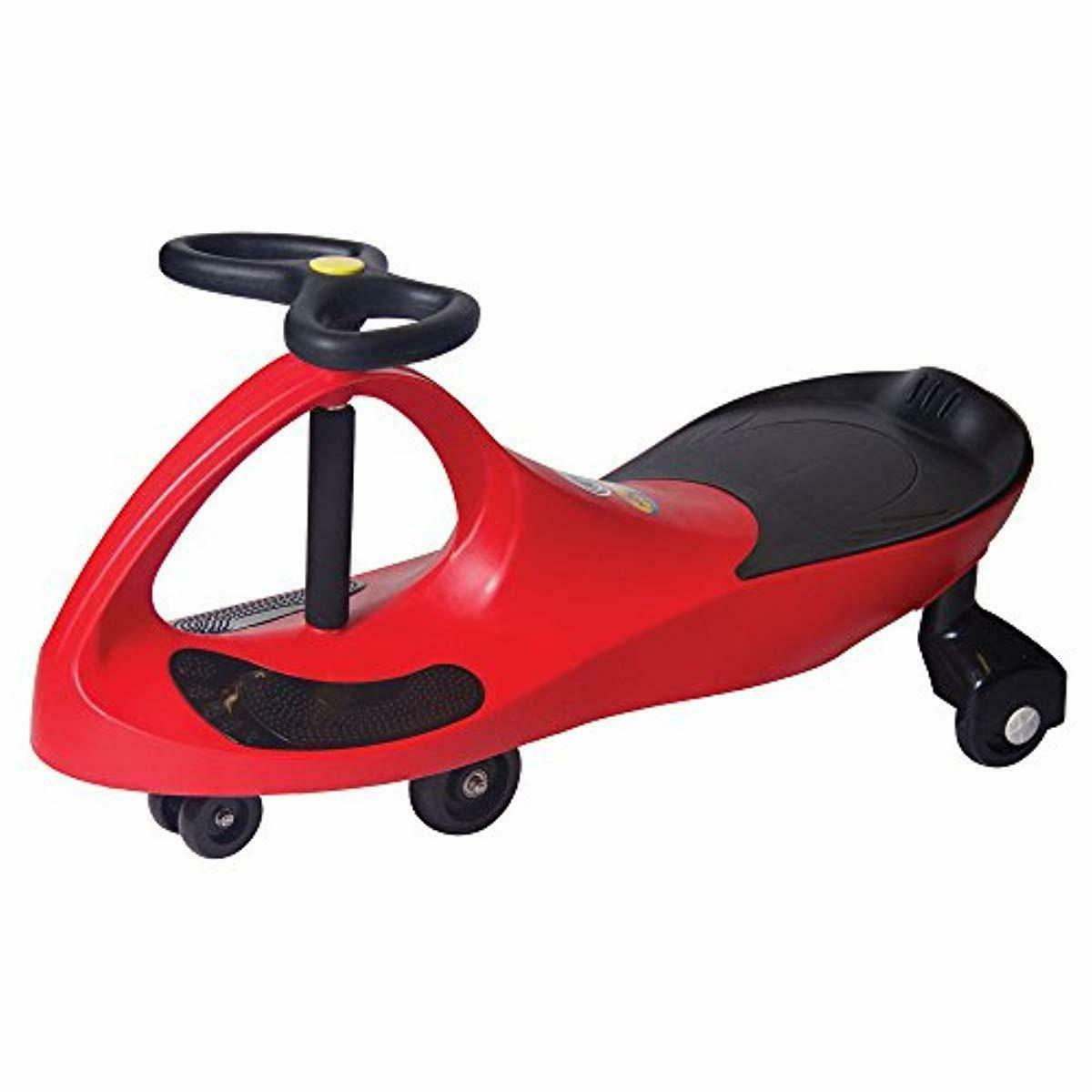 plasmacar red inertia driven ride