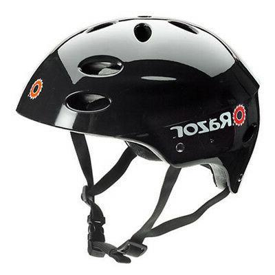 Razor Electric 1 Red & + Helmet