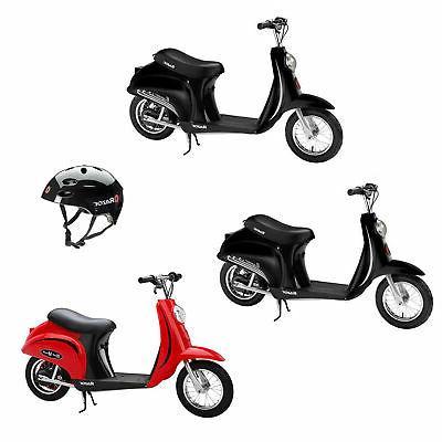 pocket mod miniature electric retro scooters 1