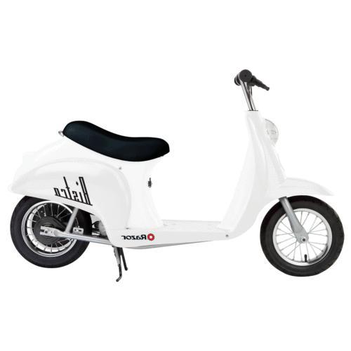pocket mod miniature electric scooter