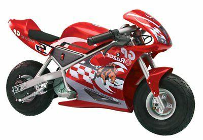 pocket rocket miniature electric bike