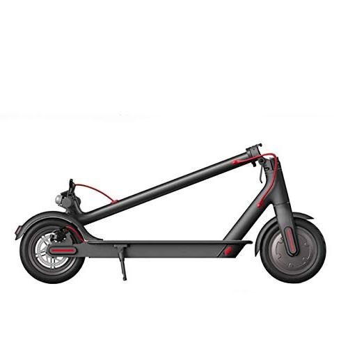 "Best Gadget Supply Commuting Electric Scooter- 15.5 Mile Long-Range Battery, 15 max 8.5"" Flat Free"