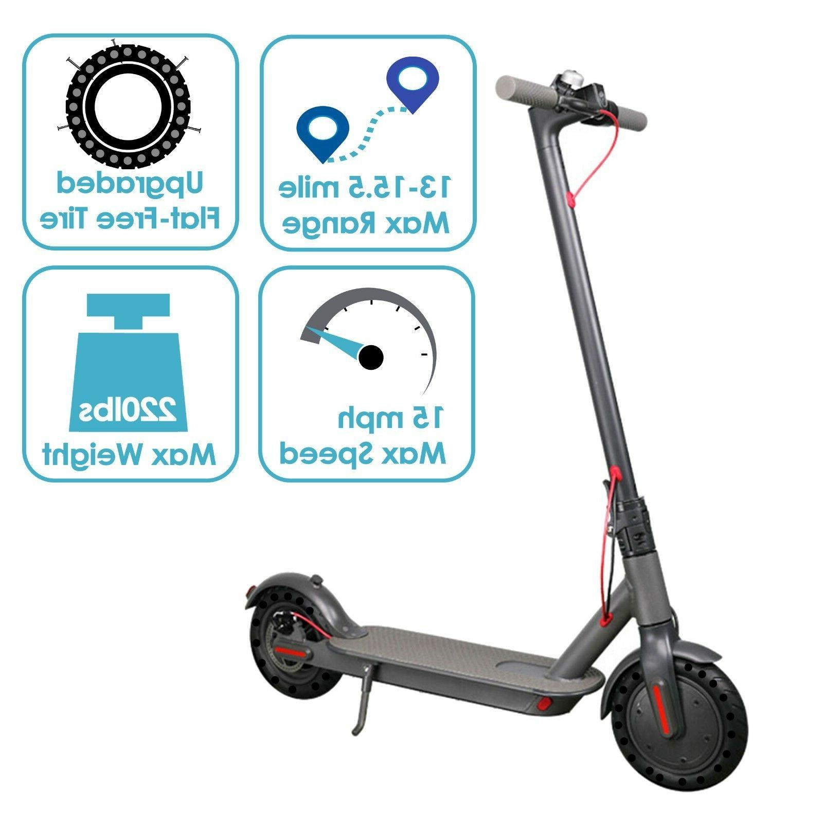 portable commuting electric scooter max