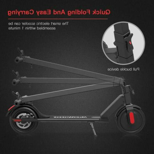 Megawheels Electric E-scooter Folding eScooter