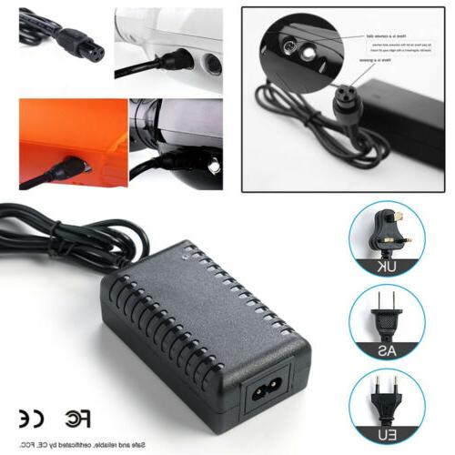 Power Adapter Charger 42V For Hoverboard Electric