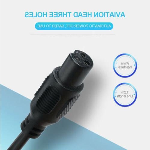For Car Electric Scooter Charger 2A IGO