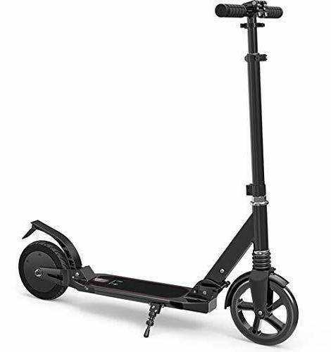 Power Assist Electric Scooter Lightweight Fordable